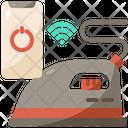 Smart Iron Icon