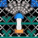 M Irrigation Icon
