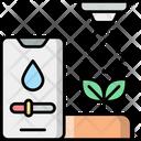 Smart Irrigation Icon