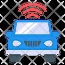 Smart Jeep Icon