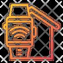 Smart Key Smart Watch Home Icon