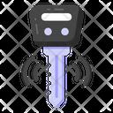 Smart Fob Smart Key Car Key Icon