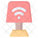 Desk Lamp Office Icon