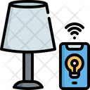 Smart Lamp Lamp Light Icon