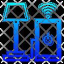 Smart Lamp Icon