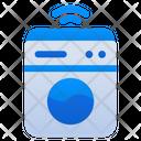 Smart Laundry Icon