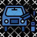 Smart license plate Icon