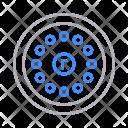 Smart Lock Security Icon