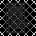 Smart Lock Passcode Password Icon
