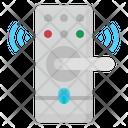 Smart Door Internet Of Things Icon