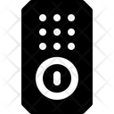 Smartlock Lock Deadbolt Icon