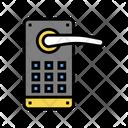 Door Lock Password Icon