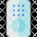 Lock Deadbolt Security Icon