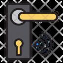Smart Lock Door Lock Lock Icon