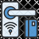 Smart Lock Mobile Lock Lock Icon