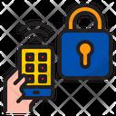 Smart Lock Lock Safe Icon