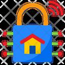 Smart Lock Lock Smart Key Icon