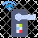 Smart Lock Lock Key Icon