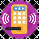 Smart Lock Smart Door Lock Wireless Lock Icon
