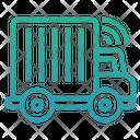 Smart logistics Icon