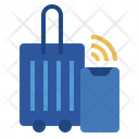 Smart Luggage Icon