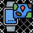 Smart Map Smart Gps Gps Icon