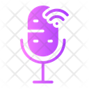 Smart Microphone Icon