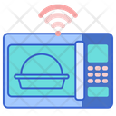 Smart Microwave Icon