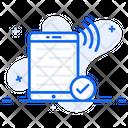 Smart Mobile Icon