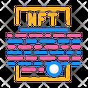 Smart Nft Contract Smart Nft Icon