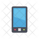 Responsive Mobile Monitor Icon