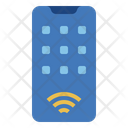 Smart Phone Internet Of Things Iot Icon