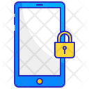 Lock Security Mobile Icon