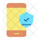 Phone Security Password Icon