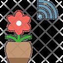 Smart Potv Smart Planting Network Icon