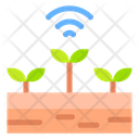 Smart Planting Icon
