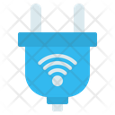Plug Socket Smart Icon