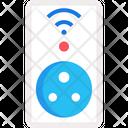 M Smart Plug Icon