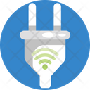 Smart Home Technology Home Icon