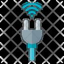 Smart Plug Smart Charging Plug Plug Icon