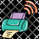 Smart Printer Printing Machine Typesetter Icon