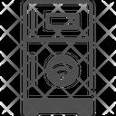 M Refridgerator Icon