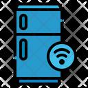 Fridge Smart Internet Of Things Icon