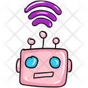 Smart Robot Icon