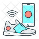 Smart Shoes Smart Mobile Icon