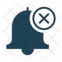 Smart silent doorbell Icon