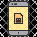 Smart sim Icon