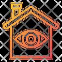 Smart Speaker Smart Home Smart House Icon
