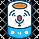 M Smart Speaker Smart Speaker Speater Icon