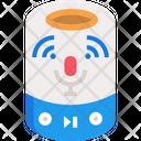 M Smart Speaker Icon